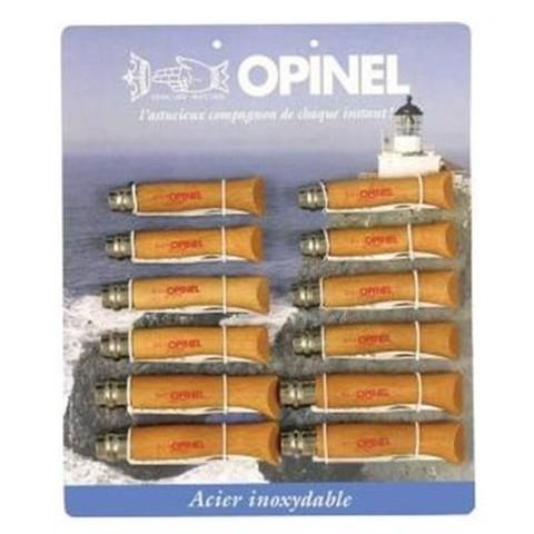 Набор Opinel  (OP-000938) T095 из 12 ножей разных размеров