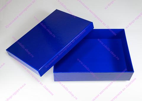 Коробка упаковочная простая