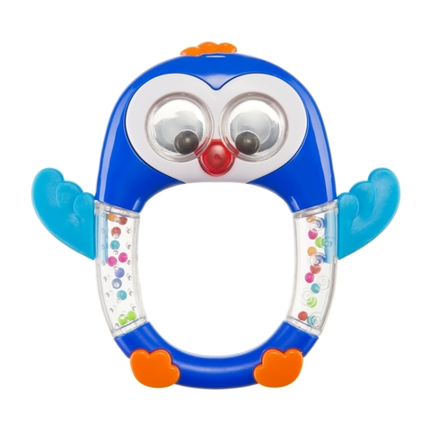 Погремушка HAPPY BABY 330371 PENGUIN LO-LO