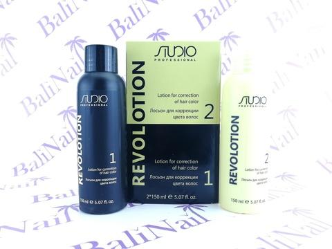 KAPOUS, Лосьон для коррекции цвета волос RevoLotion (150+150)