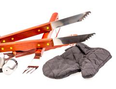 Фартук Шашлычника и набор инструментов для гриля, фото 1