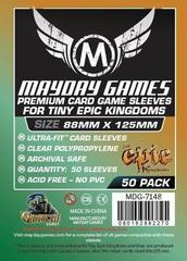 Протекторы Mayday: 88*125 Custom Tiny Epic Premium (50)