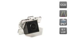 Камера заднего вида для Mitsubishi Peugeot 4007 Avis AVS326CPR (#060)