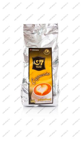 Вьетнамский растворимый кофе G7 Капучино Лесной Орех, россыпью