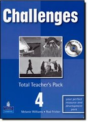 Challenges 4 Total Teacher's +R Pk**