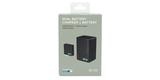 Зарядное устройство для двух аккумуляторных батарей GoPro HERO6/7/8 Dual Battery Charger + Battery (AJDBD-001-EU) упаковка