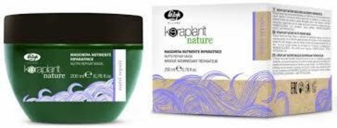 Питательная восстанавливающая маска для волос - Keraplant Nature Nutri Repair Mask