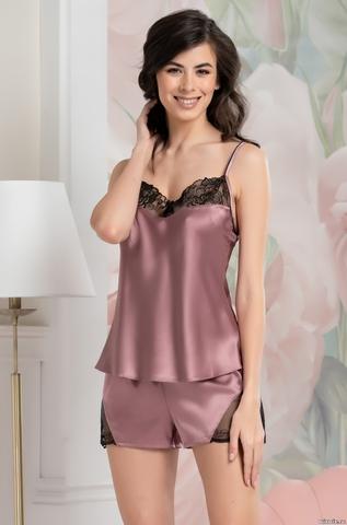 Пижама женская Mia-Amore OLIVIA ОЛИВИЯ 3642 античная роза