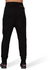 Брюки Gorilla wear Alabama Drop Crotch Joggers Black