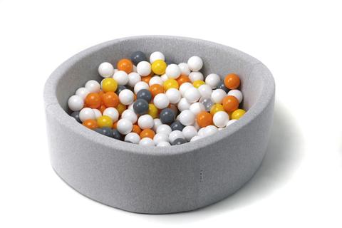 Сухой бассейн Anlipool 100/40см Grey citron