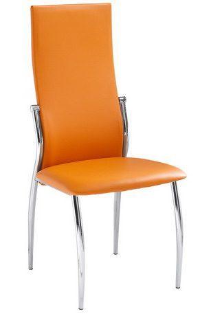 Стул ESF L23 оранжевый