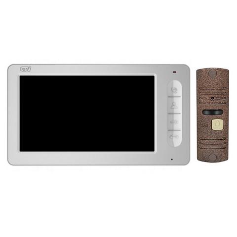 Комплект видеодомофона CTV 7