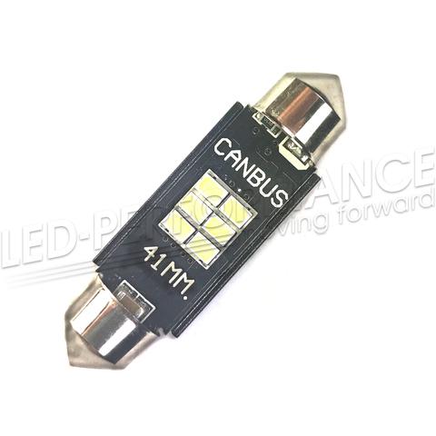 Автомобильная лампа 41mm C5W CANBUS