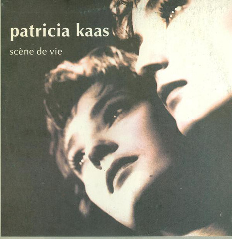 Виниловая пластинка. Patricia Kaas