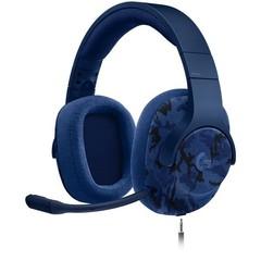LOGITECH G433 Blue Camo [981-000688]