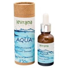 Levrana увлажняющая  сыворотка для лица AQUA 30 мл