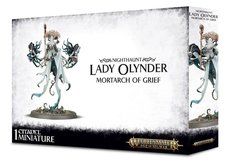 Lady Olynder, Mortarch of Grief