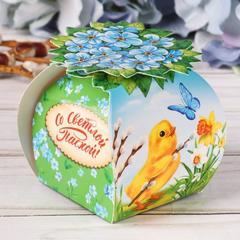 Пасхальная Коробочка  для яйца «Цыпленок», 26,7 х 19,2 см