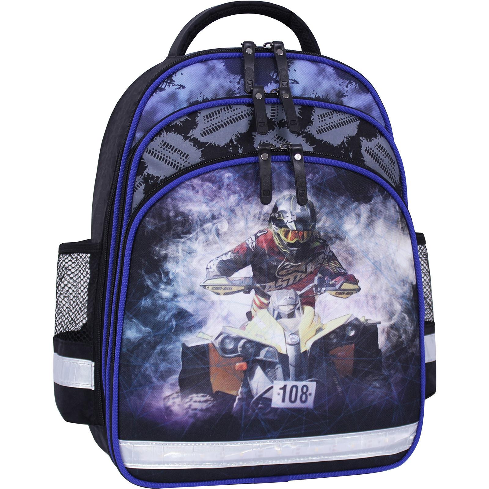 Детские рюкзаки Рюкзак школьный Bagland Mouse черный 505 (0051370) IMG_9666_суб.505_.JPG