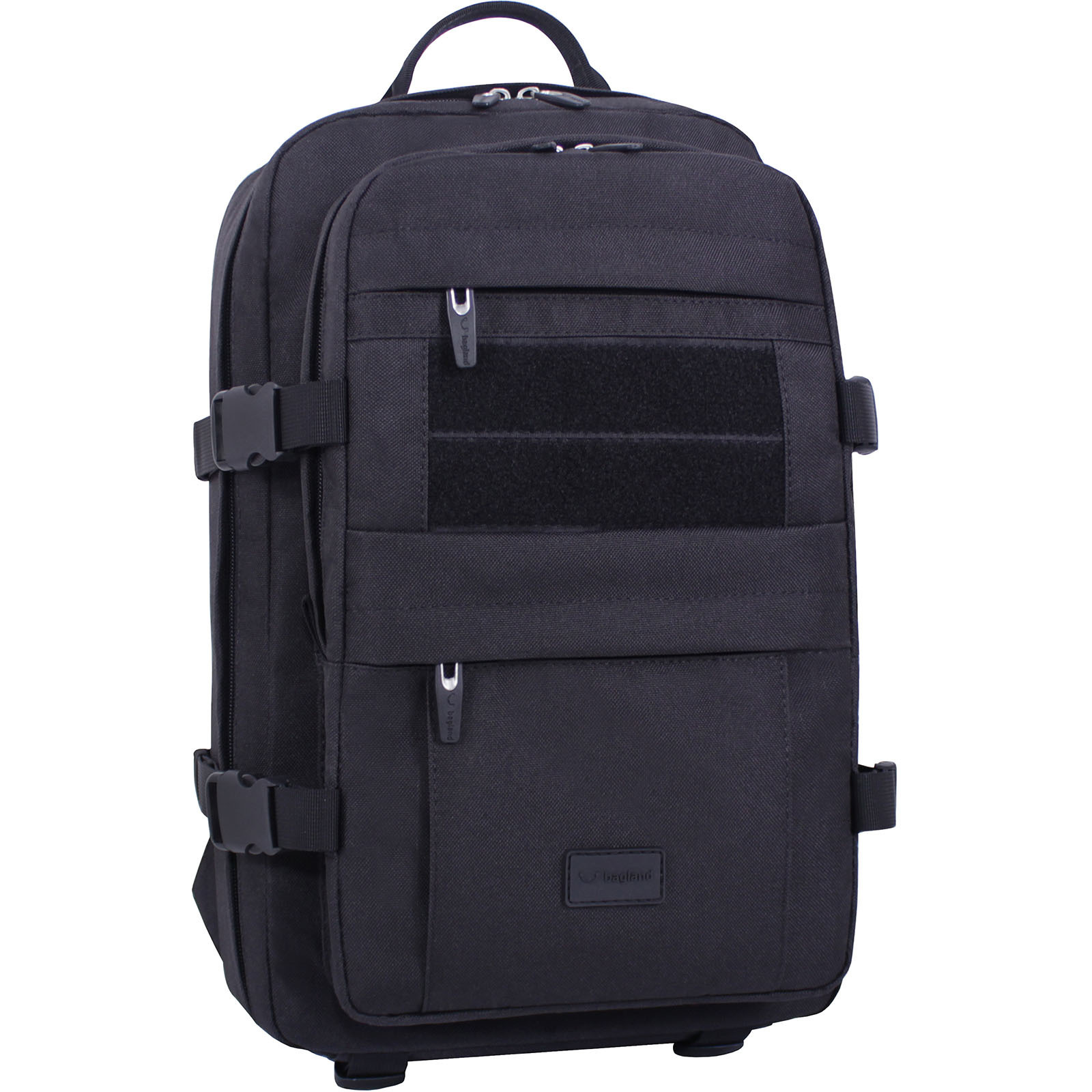 Мужские рюкзаки Рюкзак для ноутбука Bagland Jasper 19 л. Чёрный (0015566) IMG_3012.JPG