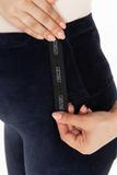 Леггинсы для беременных 03216 черный