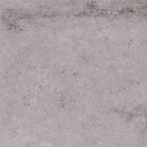 Stroeher - Gravel Blend 962 grey 294х294х10 артикул 8031 - Клинкерная напольная плитка