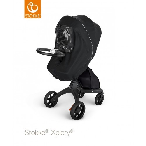 Люлька Stokke® Xplory V6  черный меланж
