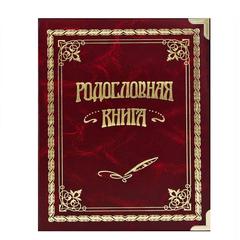 Родословная книга Классическая (балакрон, карт.коробка)
