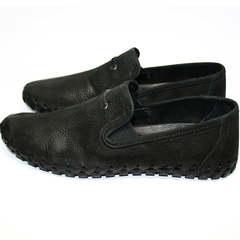 Летние туфли мужские Roadman S-200 Black