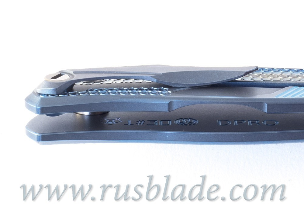 Shirogorov CUSTOM Flipper 95 Firedrake Prototype