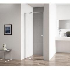 Дверь душевая распашная в нишу 90х195 см Cezares VALVOLA-B-1-90-C-Cr фото