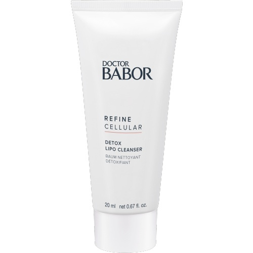 Средство для очищения Doctor Babor Refine Cellular Detox Lipo Cleanser mini 20ml