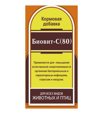 Кормовая добавка Биовит-80 10% 450 г