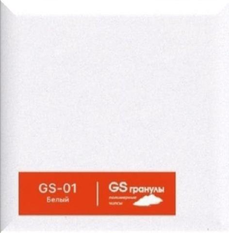 Столешница из искусственного камня PROlit GS-01 (белый)