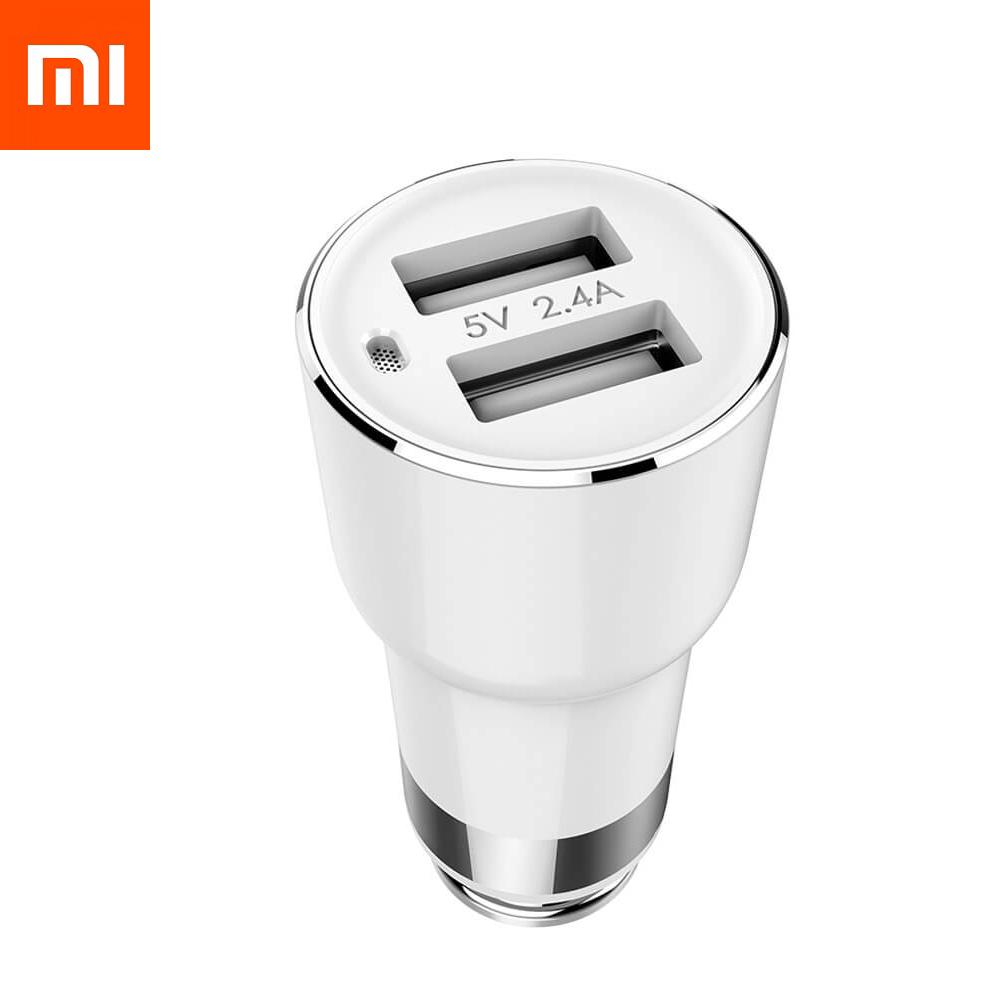 Автомобильная зарядка Xiaomi RoidMi Car Charger 2S