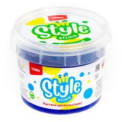 Slaym Lori Style Slime 120ml göy tutti-frutti qoxusu ilə