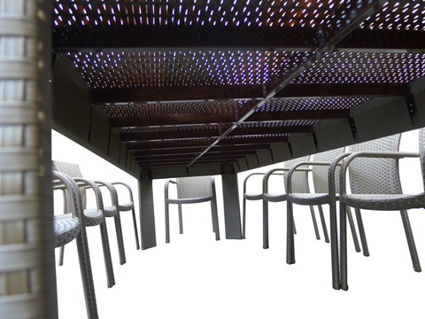 Стол Мадрид Макси-3 без стекла
