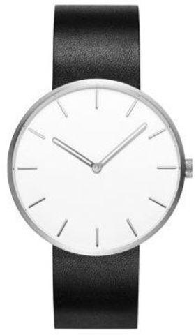 Кварцевые часы Xiaomi Twenty Seventeen Elegant Black Belt
