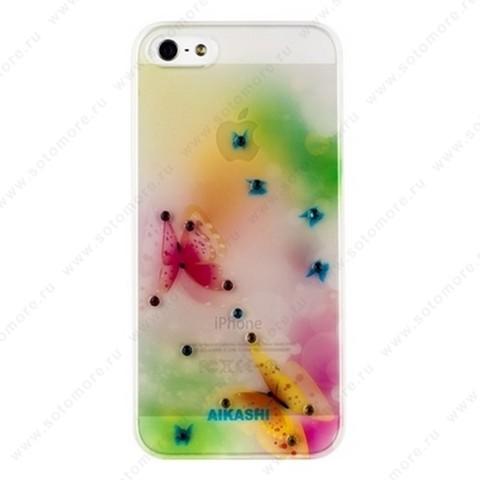 Накладка AIKASHI для iPhone SE/ 5s/ 5C/ 5 вид 4