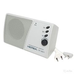 Радиоприемник Нейва ПТ-322-1(трехпрограммный)