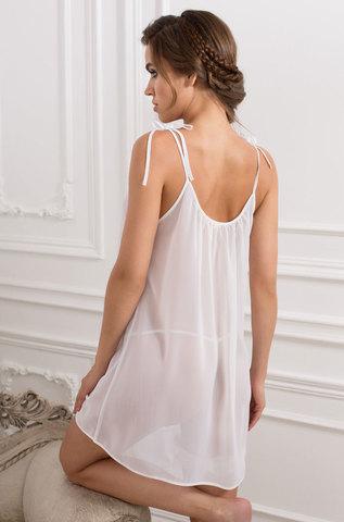 Сорочка женская  MIA-MIA Lady in white Леди в белом 17256