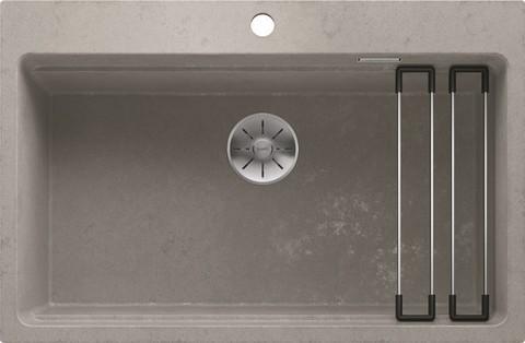 Кухонная мойка Blanco Etagon 8, бетон