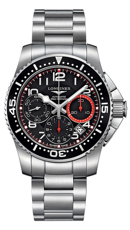 The Longines HydroConquest