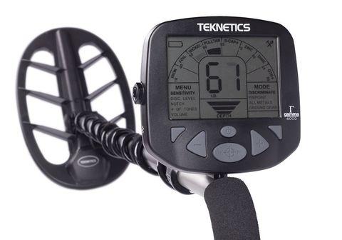Металлоискатель Teknetics Gamma 6000 11