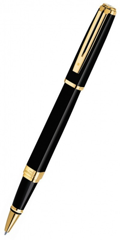 Waterman Exception Slim Black GT (S0636990)