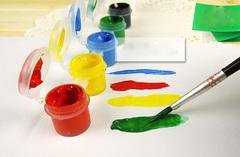 061-1535 Акриловые краски (6 цв*5мл)
