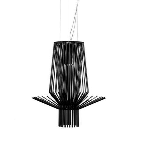 Подвесной светильник копия Allegretto Assai by Foscarini (черный)