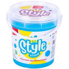 Slaym Lori Style Slime 150ml mavi tutti qoxusu ilə