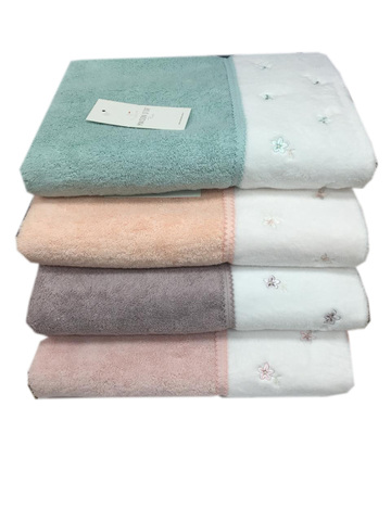 LAVOINE ЦВЕТОК полотенце махровое Maison Dor Турция