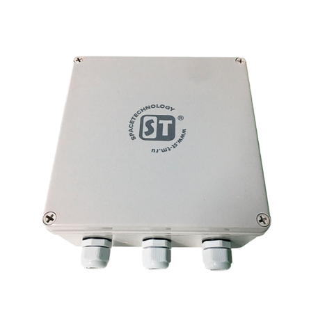 Уличный PoE коммутатор ST-S43POE, (4G/1G/1S/78W/OUT)